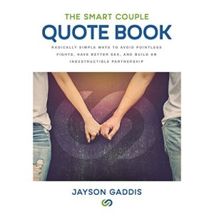 The Smart Couple Quote Book Audiobook By Jayson Gaddis cover art