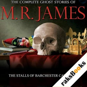 The Stalls Of Barchester Cathedral Audiobook By Montague Rhodes James cover art