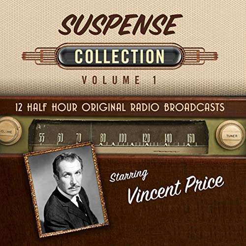 The Suspense, Collection 1 Audiobook By Black Eye Entertainment cover art