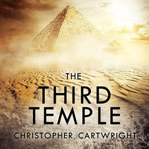 The Third Temple Audiobook By Christopher Cartwright cover art