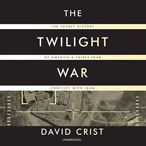 The Twilight War Audiobook By David Crist cover art