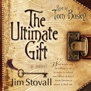 The Ultimate Gift Audiobook By Jim Stovall cover art