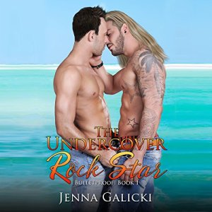 The Undercover Rock Star Audiobook By Jenna Galicki cover art
