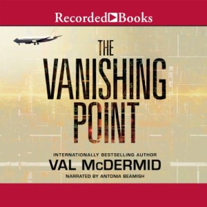 The Vanishing Point Audiobook By Val McDermid cover art