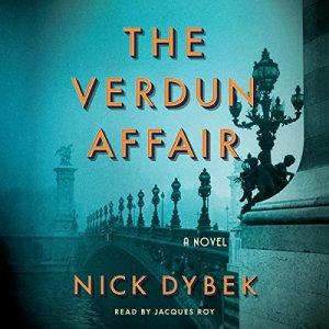The Verdun Affair Audiobook By Nick Dybek cover art
