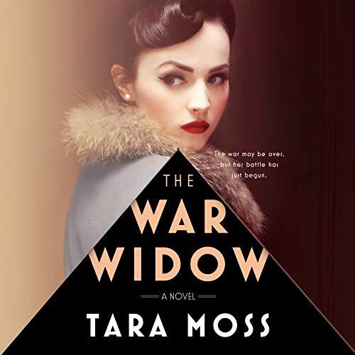 The War Widow Audiobook By Tara Moss cover art