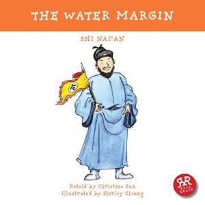 The Water Margin Audiobook By Shi Naian, Christine Sun cover art