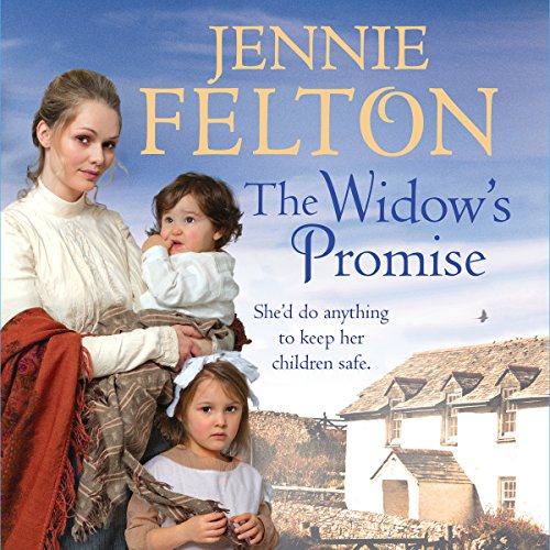 The Widow's Promise Audiobook By Jennie Felton cover art