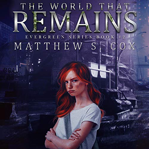 The World That Remains Audiobook By Matthew S. Cox cover art