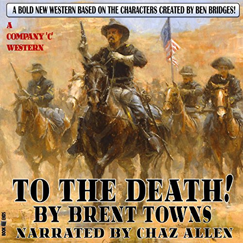 To the Death! Audiobook By Brent Towns cover art