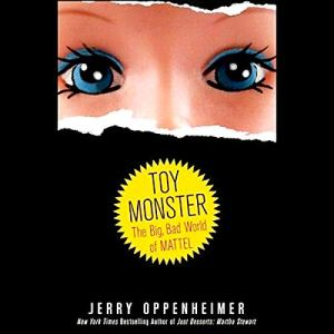 Toy Monster Audiobook By Jerry Oppenheimer cover art