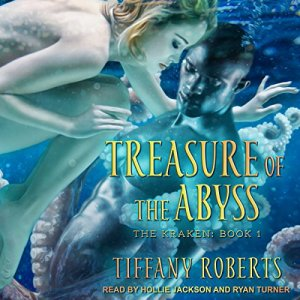 Treasure of the Abyss Audiobook By Tiffany Roberts cover art