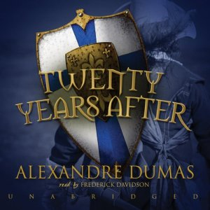 Twenty Years After Audiobook By Alexandre Dumas cover art