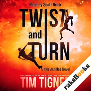 Twist and Turn Audiobook By Tim Tigner cover art