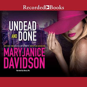 Undead and Done Audiobook By MaryJanice Davidson cover art