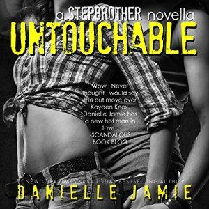 Untouchable: Linc & Raven #2 Audiobook By Danielle Jamie cover art
