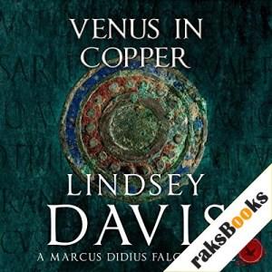 Venus in Copper Audiobook By Lindsey Davis cover art