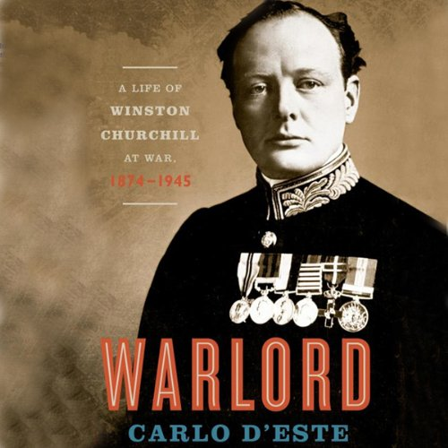 Warlord Audiobook By Carlo D'Este cover art