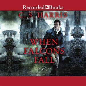 When Falcons Fall Audiobook By C. S. Harris cover art