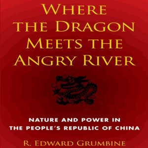Where the Dragon Meets the Angry River Audiobook By R. Edward Grumbine cover art