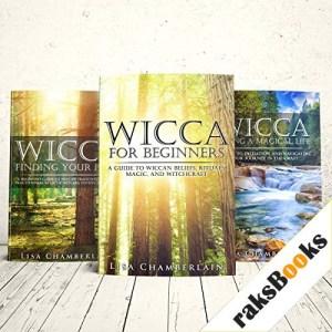 Wicca Starter Kit Audiobook By Lisa Chamberlain cover art