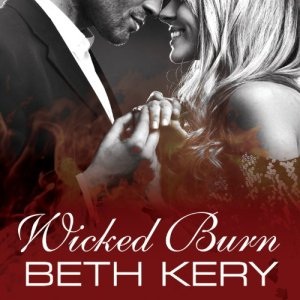Wicked Burn Audiobook By Beth Kery cover art