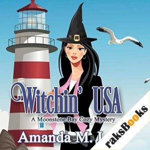 Witchin' USA Audiobook By Amanda M. Lee cover art