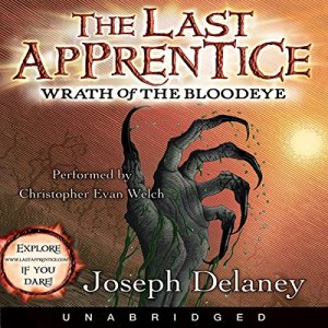 Wrath of the Bloodeye Audiobook By Joseph Delaney cover art
