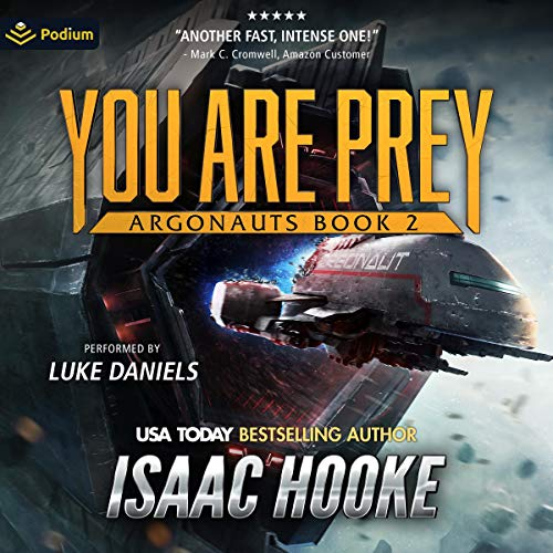 You Are Prey Audiobook By Isaac Hooke cover art
