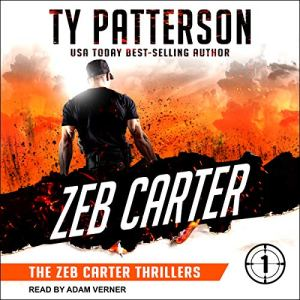 Zeb Carter Audiobook By Ty Patterson cover art