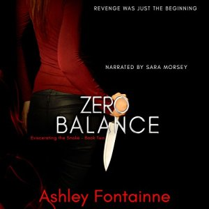 Zero Balance Audiobook By Ms. Ashley Fontainne cover art
