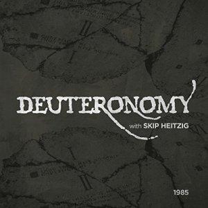 05 Deuteronomy - Topical - 1985 Audiobook By Skip Heitzig cover art