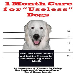 1 Month Cure for 'Useless' Dogs Audiobook By Ray Lincoln, Emma Lincoln cover art
