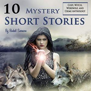 10 Mystery Short Stories Audiobook By Rachel Swenson cover art
