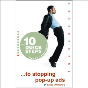 10 Quick Steps to Stopping Pop-Up Ads Audiobook By David Lawrence cover art