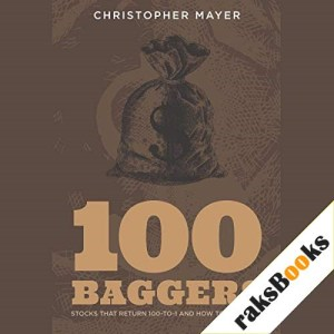 100 Baggers Audiobook By Christopher W. Mayer cover art
