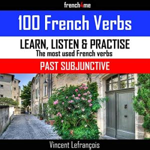 100 French Verbs - Past Subjunctive (Vol 2) Audiobook By Vincent Lefrançois cover art