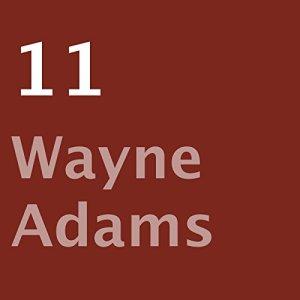 11 Audiobook By Wayne Adams cover art
