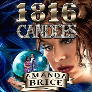 1816 Candles Audiobook By Amanda Brice cover art