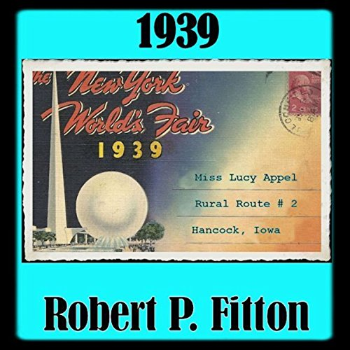 1939 Audiobook By Robert P. Fitton cover art
