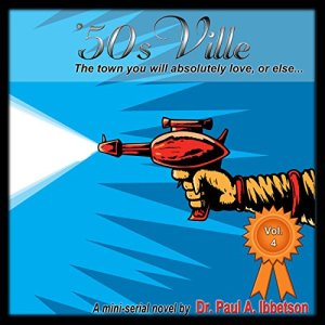 '50sVille: Vol. 4 Audiobook By Paul Ibbetson cover art