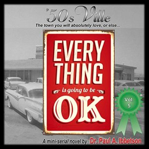 '50sVille Vol. 5 Audiobook By Paul Ibbetson cover art