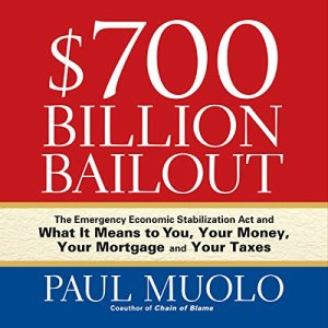 $700 Billion Bailout Audiobook By Paul Muolo cover art