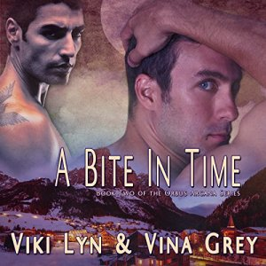 A Bite in Time Audiobook By Viki Lyn, Vina Grey cover art