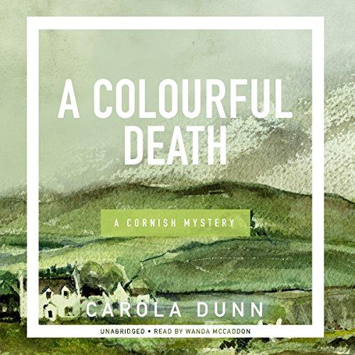 A Colourful Death Audiobook By Carola Dunn cover art