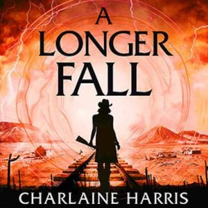 A Longer Fall Audiobook By Charlaine Harris cover art