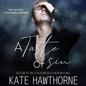A Taste of Sin Audiobook By Kate Hawthorne cover art