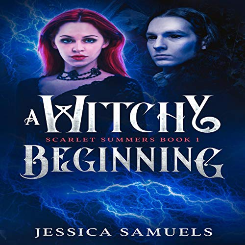 A Witchy Beginning Audiobook By Jessica Samuels cover art