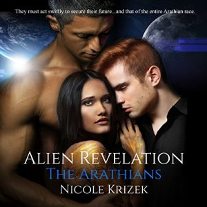 Alien Revelation Audiobook By Nicole Krizek cover art