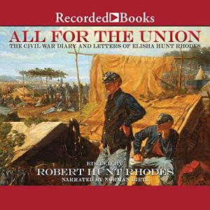 All for the Union Audiobook By Robert Hunt Rhodes cover art